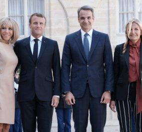Βαγγέλης Γιακουμής: «Vive la France» - Η επιστροφή του Μητσοτάκη στη συμμαχία με τη Γαλλία - Κυρίως Φωτογραφία - Gallery - Video
