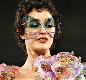 Εκπληκτικά τα νέα γυαλιά ηλίου Marc Jacobs σε σχήμα πεταλούδας: Θα φορεθούν πολύ την Άνοιξη - Καλοκαίρι του 2020 - Φώτο - Κυρίως Φωτογραφία - Gallery - Video