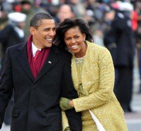 """""""Σε κάθε σκηνή είσαι το αστέρι μου"""": Η Μισέλ Ομπάμα είχε γενέθλια & ο ερωτευμένος  Μπάρακ της εύχεται με  αγκαλιές φιλιά & μηνύματα αγάπης (φώτο) - Κυρίως Φωτογραφία - Gallery - Video"""
