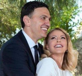 Αυτός είναι έρωτας: ΗΤζένη Μπαλατσινού ποστάρει & ο Βασίλης Κικίλιας βάζει καρδούλες - Φώτο - Κυρίως Φωτογραφία - Gallery - Video