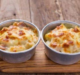 Η Αργυρώ Μπαρμπαρίγου δημιουργεί μια φανταστική συνταγή με τυριά & πατάτες αλά κρεμ που ξεμυαλίζουν - Κυρίως Φωτογραφία - Gallery - Video