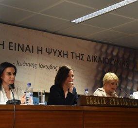 Πέντε γυναίκες & ο Γιάννης Πολίτης: Κοσιώνη  - Λυμπεράκη - Σαράφογλου -  Αραμπατζή - Λιάπη - Στο πρώτο του παιδικό βιβλίο (φώτο)  - Κυρίως Φωτογραφία - Gallery - Video