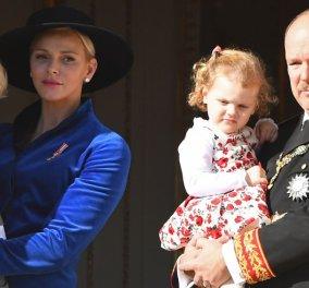 """Το βασιλικό βίντεο που κάνει το γύρο του κόσμου: Τα δίδυμα του Πρίγκιπα Αλβέρτου του Μονακό εύχονται με πολύ χαριτωμένο τρόπο """"Happy Birthday"""" στη μαμά τους - Κυρίως Φωτογραφία - Gallery - Video"""