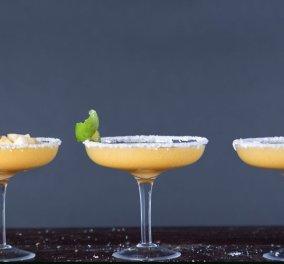 Ο Άκης Πετρετζίκης μας δείχνει βήμα - βήμα πως θα φτιάξουμε το απόλυτο cocktail για τους καλεσμένους μας - Μαργαρίτα με λωτό! - Κυρίως Φωτογραφία - Gallery - Video
