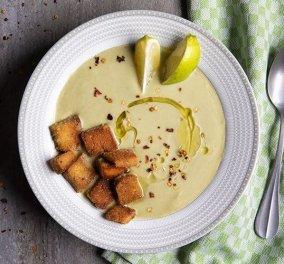 Άκης Πετρετζίκης: Υπέροχη αρωματική σούπα βελουτέ με μπρόκολο - Θα σας γεμίσει βιταμίνες! Βίντεο   - Κυρίως Φωτογραφία - Gallery - Video