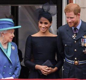 No 1 θέμα διεθνώς η απόφαση Χάρι & Μέγκαν - Βασίλισσα Ελισάβετ: Είναι πιο περίπλοκοαυτόπου θέλετενα πετύχετε- Ηανακοίνωση - Κυρίως Φωτογραφία - Gallery - Video