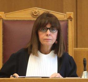 """Την Αικατερίνη Σακελλαροπούλου πρότεινε ο Πρωθυπουργός για Πρόεδρο της Δημοκρατίας - """"Για πρώτη φορά γυναίκα στο ύπατο αξίωμα"""" - Το βιογραφικό της (βίντεο) - Κυρίως Φωτογραφία - Gallery - Video"""