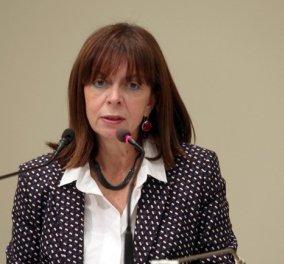 Αικατερίνη Σακελλαροπούλου: Ποια είναι η δικαστικός - πρώτη γυναίκα υποψήφια για Πρόεδρος της Δημοκρατίας (φώτο) - Κυρίως Φωτογραφία - Gallery - Video