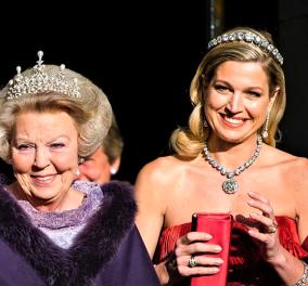 Βασιλικά γενέθλια: Μαζί γιορτάζουν η Βεατρίκη της Ολλανδίας, ο Φίλιππος της Ισπανίας & ο Αμπντάλα Β΄ της Ιορδανίαςμε τον γιό του  - Κυρίως Φωτογραφία - Gallery - Video