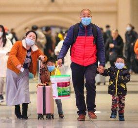 Κορωνοϊός: Παγκόσμιος συναγερμός - Στους 213 οι νεκροί στην Κίνα - 9.692 τα κρούσματα  - Κυρίως Φωτογραφία - Gallery - Video