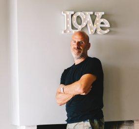 Στέφανος Ξενάκης: Κινούμαι, δεσμεύομαι, διεκδικώ, αγαπώ, εστιάζομαι στο καλό, εξελίσσομαι, με τιμώ, συγκεντρώνομαι, γράφω, δρω - Κυρίως Φωτογραφία - Gallery - Video