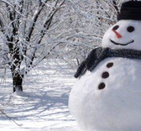 Καιρός: Ποδαρικό με τσουχτερό κρύο έκανε το 2020 - Που θα χιονίσει & που θα βρέξει;  - Κυρίως Φωτογραφία - Gallery - Video