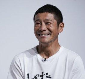 Κοινωνικό πείραμα από πλούσιο Ιάπωνα:  Χαρίζει 9 εκατ. δολάρια σε 1.000 followers στο Twitter - Τι θέλει να δεί;  - Κυρίως Φωτογραφία - Gallery - Video