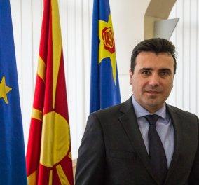 Βόρεια Μακεδονία: Ο Ζόραν Ζάεφ υπέβαλε την παραίτηση της κυβέρνησής του - Κυρίως Φωτογραφία - Gallery - Video