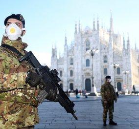 Ιταλία: Εξάπλωση του κορωνοϊού στην Φλωρεντία και στην Σικελία - Kρούσματα σε Αυστρία και Κροατία - Κυρίως Φωτογραφία - Gallery - Video