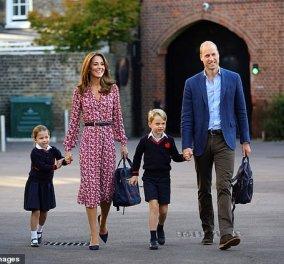Κορωνοϊός: Συναγερμός στο Παλάτι - Ανησυχία για τα παιδιά του πρίγκιπα Ουίλιαμ και της Κέιτ, μετα από ύποπτα κρούσματα στο σχολείο τους - Κυρίως Φωτογραφία - Gallery - Video