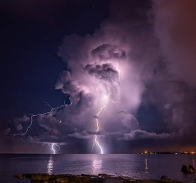 Χρήστος Ζερεφός: Κίνδυνος υποβάθμισης για μεγάλες περιοχές της Ελλάδας λόγω της κλιματικής αλλαγής - Κυρίως Φωτογραφία - Gallery - Video