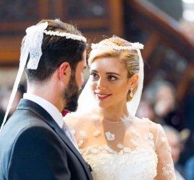 Η Μαριάννα Γουλανδρή – Λαιμού – Βαρδινογγιάννη, γιορτάζει 3 χρόνια γάμου με τον Φίλιππό της (φωτό) - Κυρίως Φωτογραφία - Gallery - Video