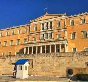 Κορωνοϊός: Έκτακτα μέτρα ασφαλείας στη Βουλή - Ειδικός χώρος για εξέταση - Κυρίως Φωτογραφία - Gallery - Video