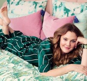 """Η εξομολόγηση της Drew Barrymore για το βάρος της: """"Έκλαιγα μπροστά στη ντουλάπα μου κάποιες στιγμές"""" - Κυρίως Φωτογραφία - Gallery - Video"""