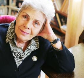 Κική Δημουλά: Σήμερα το τελευταίο αντίο στη σπουδαία μας ποιήτρια - Κυρίως Φωτογραφία - Gallery - Video