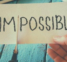 Μπορούμε να επιτύχουμε το... ακατόρθωτο; Και όμως μπορούμε! Αυτοί είναι οι τρόποι - Κυρίως Φωτογραφία - Gallery - Video