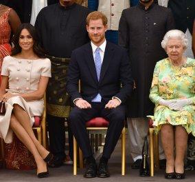 Η Βασίλισσα Ελισάβετ απαγορεύει στον Πρίγκιπα Χάρι και την Μέγκαν Μαρκλ να χρησιμοποιούν το «Sussex Royal» για κερδοσκοπία - Κυρίως Φωτογραφία - Gallery - Video
