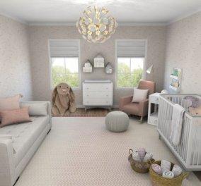 15 αξιολάτρευτα & σικ παιδικά δωμάτια – Διακόσμηση & tips (φωτό) - Κυρίως Φωτογραφία - Gallery - Video