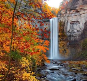 Καταρράκτης Τουγκάνικ: ένα θαύμα της φύσης στα βόρεια της Νέας Υόρκης! (βίντεο) - Κυρίως Φωτογραφία - Gallery - Video