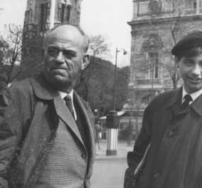 Vintage story: Ο Άρης Τερζόπουλος μιλάει για τον εκδότη πατέρα του Ευάγγελο, το περιοδικό Γυναίκα & οι φωτό συναρπαστικές - Κυρίως Φωτογραφία - Gallery - Video