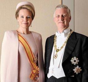 Η σικάτη βασίλισσα Ματθίλδη του Βελγίου: Κομψή & λαμπερή με κάποια παραπανίσια κιλά (φωτό) - Κυρίως Φωτογραφία - Gallery - Video