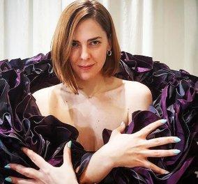 Η πανέ-μορφη Μόρφη με το κατάλληλο υπερπαραγωγή φουστάνι για την ημέρα (φωτό) - Κυρίως Φωτογραφία - Gallery - Video