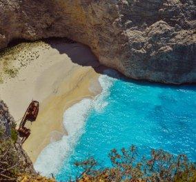 Γραφείο ταξιδιών πέτυχε διάνα: Έβαλε το Ναυάγιο της Ζακύνθου ότι ανήκει στην... Τουρκία (φωτό) - Κυρίως Φωτογραφία - Gallery - Video