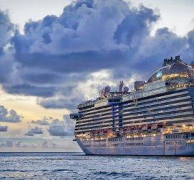 Diamond Princess: Το κρουαζιερόπλοιο του τρόμου  -522 επιβάτες κόλλησαν Κορωνοϊό από του 2.400 (φωτό) - Κυρίως Φωτογραφία - Gallery - Video