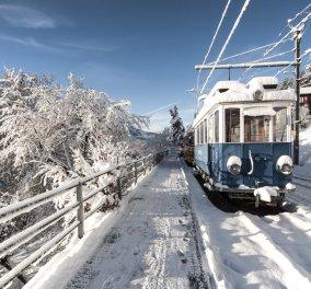 Καιρός: Χιόνια και τσουχτερό κρύο, σήμερα Παρασκευή - Σε ποιες περιοχές θα το στρώσει - Κυρίως Φωτογραφία - Gallery - Video