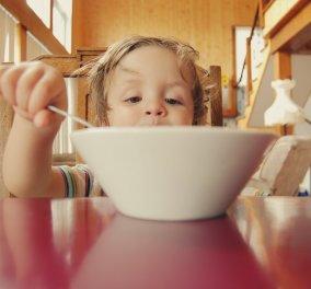 Ιδέες για να τρέφεται υγιεινά το παιδί σας - Γιατί είναι απαραίτητο το πρωινό γεύμα - Κυρίως Φωτογραφία - Gallery - Video