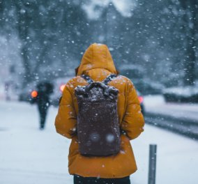 Εκτακτο δελτίο επιδείνωσης καιρού: Έρχονται χιόνια, τσουχτερό κρύο και ισχυρές καταιγίδες - Κυρίως Φωτογραφία - Gallery - Video