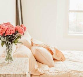 Ο Σπύρος Σούλης μας προτείνει 4 διακοσμητικές ιδέες για να έχετε πάντα το πιο όμορφο κομοδίνο - Κυρίως Φωτογραφία - Gallery - Video