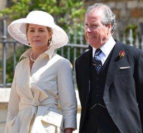 Νέο διαζύγιο στη Βασιλική οικογένεια της Αγγλίας: Χωρίζει και ο γιος της Πριγκίπισσας Μαργαρίτας μετά από 26 χρόνια γάμου (φωτό) - Κυρίως Φωτογραφία - Gallery - Video