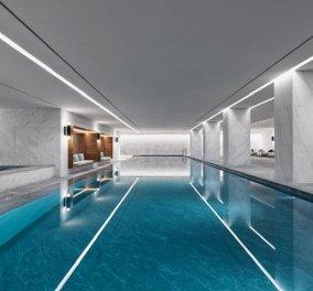 Λιτή πολυτέλεια & αρμονία - Grand Harmony Spa by Grand Hyatt Athens: Ένα ταξίδι ευεξίας & αναζωογόνησης στην μεγαλύτερη πισίνα  της Αθήνας - Κυρίως Φωτογραφία - Gallery - Video