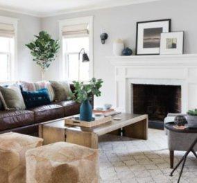 O Σπύρος Σούλης μας δίνει 7 μοντέρνες ιδέες για να μεταμορφώσουμε το κλασικό μας σπίτι - Κυρίως Φωτογραφία - Gallery - Video