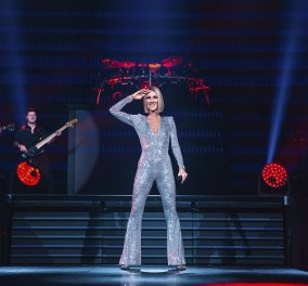 Good news: Η Celine Dion για πρώτη φορά στην Ελλάδα- Έρχεται για την Ελπίδα στα πλαίσια της περιοδείας της Courage World Tour - Κυρίως Φωτογραφία - Gallery - Video