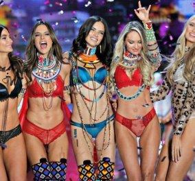 Ξεσηκώθηκαν τα ''Αγγελάκια''  κατά της Victoria Secret  - Οι απίστευτες καταγγελίες (φωτό) - Κυρίως Φωτογραφία - Gallery - Video