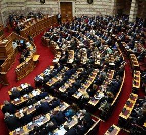 Υπερψηφίστηκε η τροπολογία για σύσταση μητρώου μελών και εργαζομένων σε ΜΚΟ (βίντεο) - Κυρίως Φωτογραφία - Gallery - Video