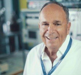 Made in Greece ο Κώστας Βαγενάς: Ο επιστήμονας που επιχειρεί να ξαναγράψει τη Φυσική των Σωματιδίων, - Κυρίως Φωτογραφία - Gallery - Video
