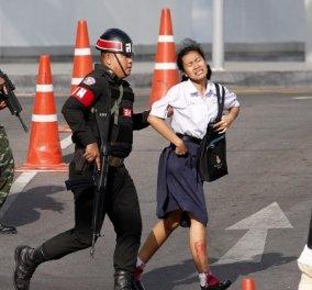Ταϊλάνδη: Είκοσι επτά νεκροί, ανάμεσά τους και ο δράστης, σε ένα πρωτοφανές μακελειό - Κυρίως Φωτογραφία - Gallery - Video