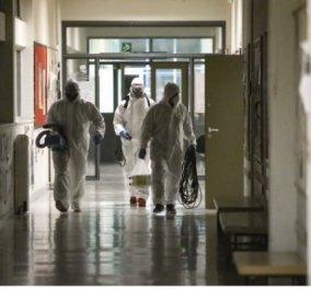 Ροχανί: Το σύστημα υγείας του Ιράν είναι έτοιμο για πιθανή αύξηση των κρουσμάτων κορωνοϊού - Κυρίως Φωτογραφία - Gallery - Video