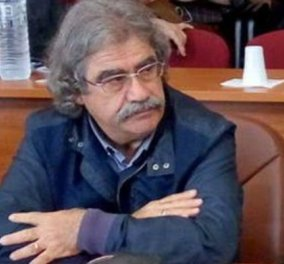 Μανώλης Αγιομυργιαννάκης, ο πρώτος Έλληνας - θύμα του κορωνοϊού: Ήταν υποψήφιος βουλευτής με το ΠΑΣΟΚ, μαθηματικός, διευθυντής σε σχολεία (φωτό) - Κυρίως Φωτογραφία - Gallery - Video