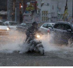 Έκτακτο δελτίο επιδείνωσης καιρού: Ισχυρές βροχές, χαλαζοπτώσεις, θυελλώδεις άνεμοι – Αφρικανική σκόνη  - Κυρίως Φωτογραφία - Gallery - Video