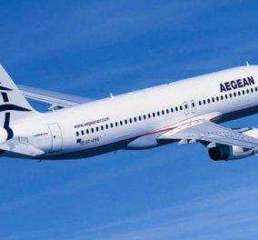 Επεκτείνεται στην Κύπρο το πρόγραμμα AEGEAN και ΕΛΠΕ για δωρεάν πτήσεις μεταφοράς ιατροφαρμακευτικού υλικού - Κυρίως Φωτογραφία - Gallery - Video